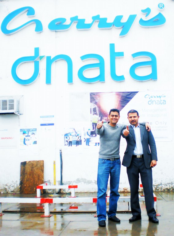 Gerry's dnata New Cargo Software at Islamabad