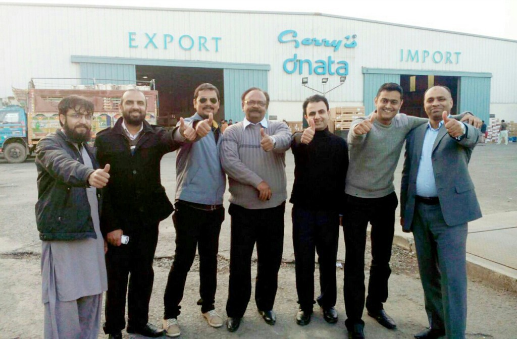 Gerry's dnata New Cargo Software at Lahore